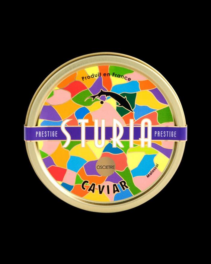 Caviar 100g  Sturia